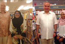 Rupanya Ramai Pernah Jumpa! Netizen Throwback Gambar Di Kedai Buku Bersama Sultan Perak