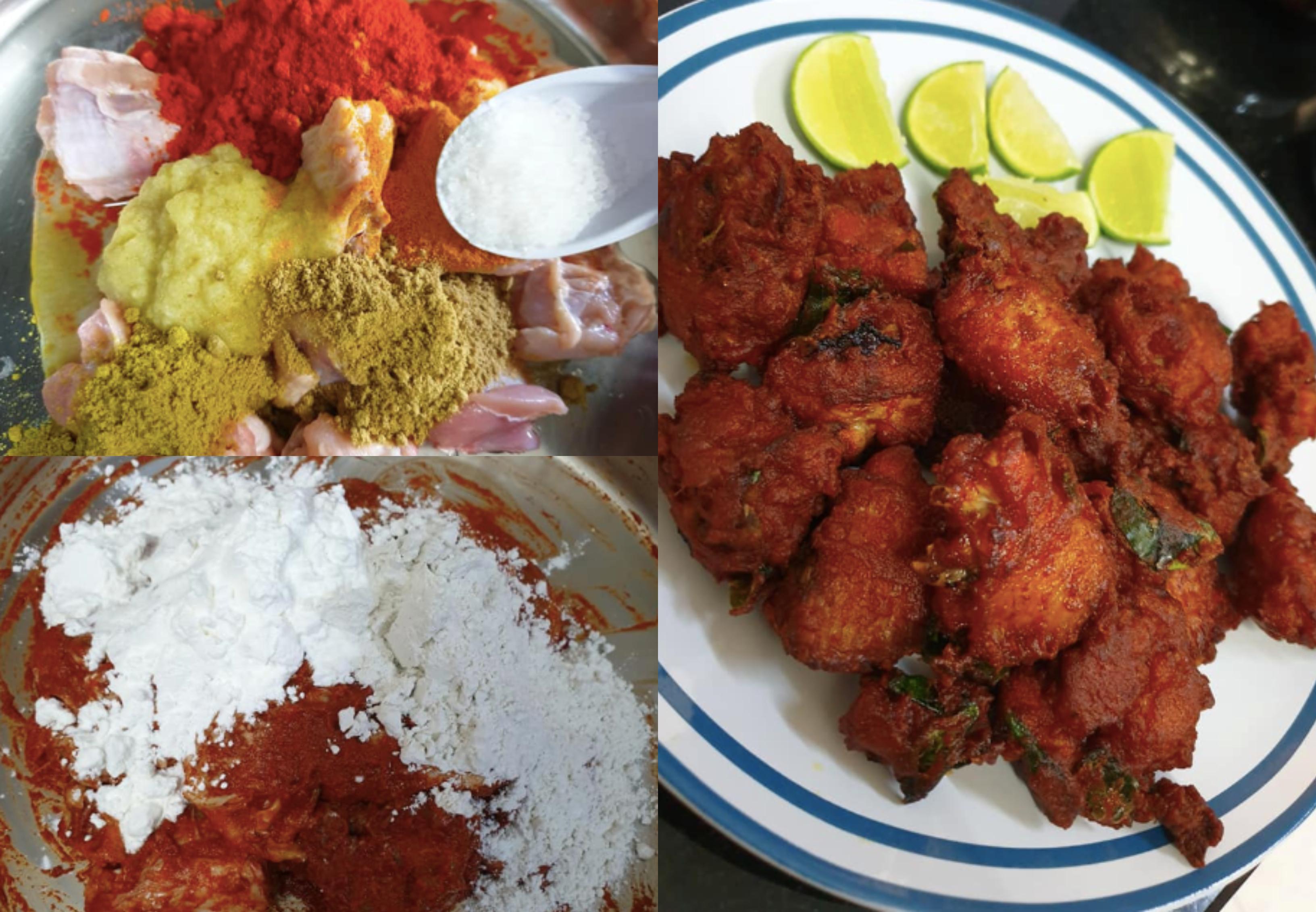 Resepi Ayam Goreng Berempah Ala Mamak Rangup Di Luar Juicy Di Dalam