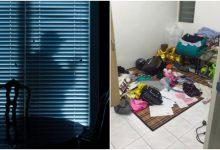 Terdengar Bunyi Pelik, Gadis Buat 'Live Update' Detik Cemas Rumah Dipecah Masuk