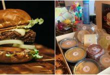 Pasadena Burger California, Tawar Burger Dengan Citarasa Sos Asli Amerika!
