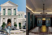 [FOTO] Ala-Ala Rumah Agam Kolonial, The Edison Hotel Georgetown Janjikan 'Feel' Luar Negara!