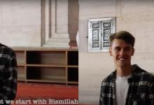 [VIDEO] Sering Terdedah Dengan Pandangan Negatif, Youtuber Dari England Ini Nekad Peluk Islam Selepas..