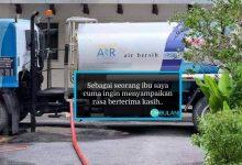 'Bukan Niat Untuk Bermegah' – Muat Naik Gambar Bantuan Air, Menteri Besar Selangor & Isteri Mohon Maaf