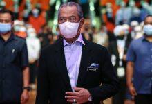 Pejabat Perdana Menteri Nafi Muhyiddin Yasin Langgar Arahan KKM, Tak Pakai Gelang Pink
