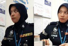 [VIDEO] Polis Pun Kau Nak Scam…