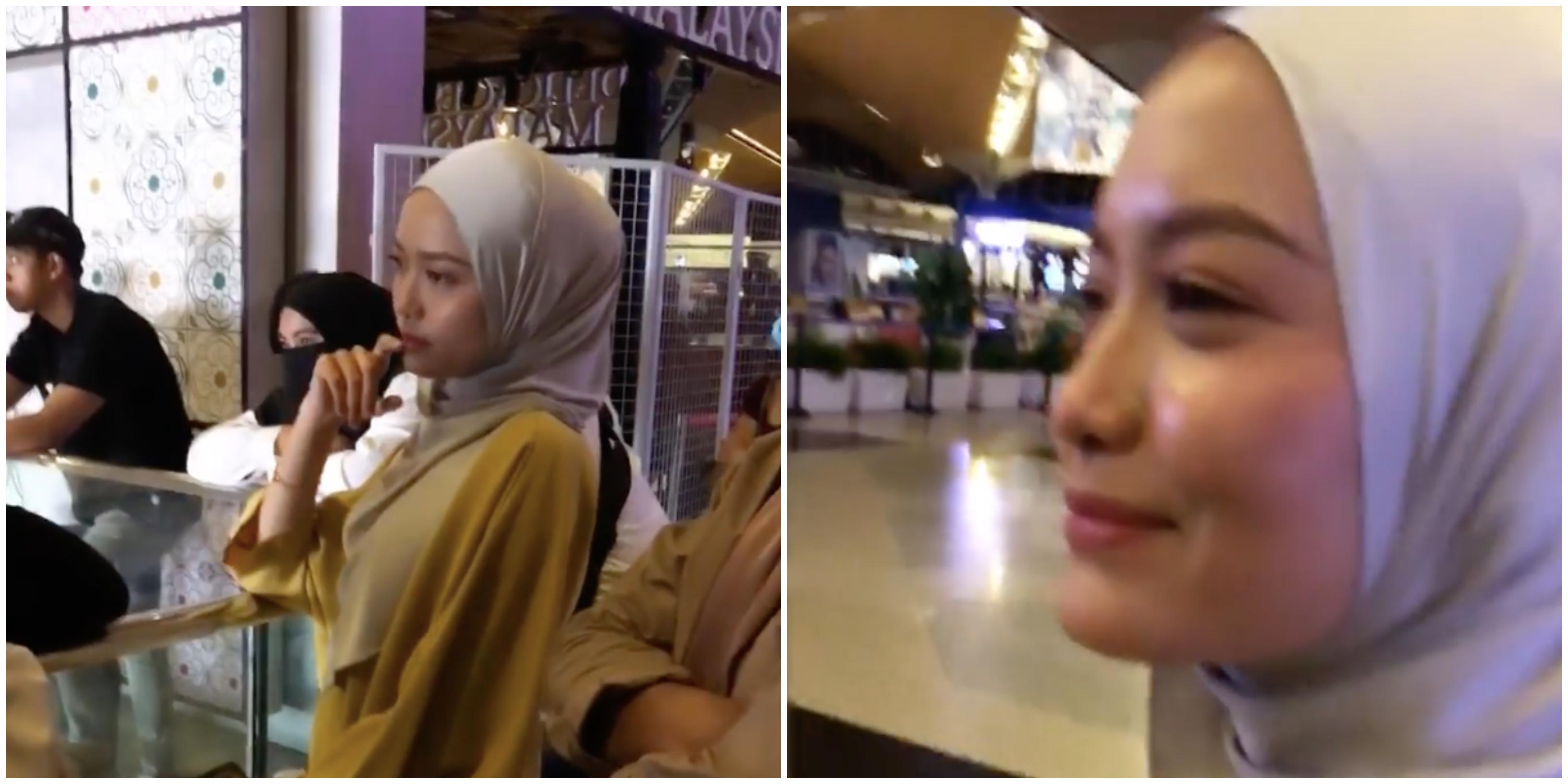 VIDEO] Syifa Melvin Sebak Hantar Safawi