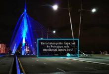 'Tengok Lampu, Frontliners Boleh Kenyang Ke?' – Netizen Kecam Inisiatif 'Lampu Biru' KKM