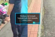 [VIDEO] Gara-Gara Terlanggar Lubang, Penghantar Makanan Meninggal Dunia Di Damansara