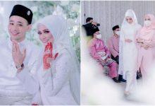 Pilih Tarikh 1 Januari 2021, Ayda Jebat & Nabil Mahir Sah Suami Isteri