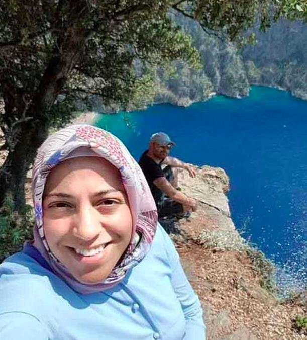 Sempat Selfie Sebelum Tolak Isteri Jatuh Tebing Sebab Nak Kaut Duit Insurans 4
