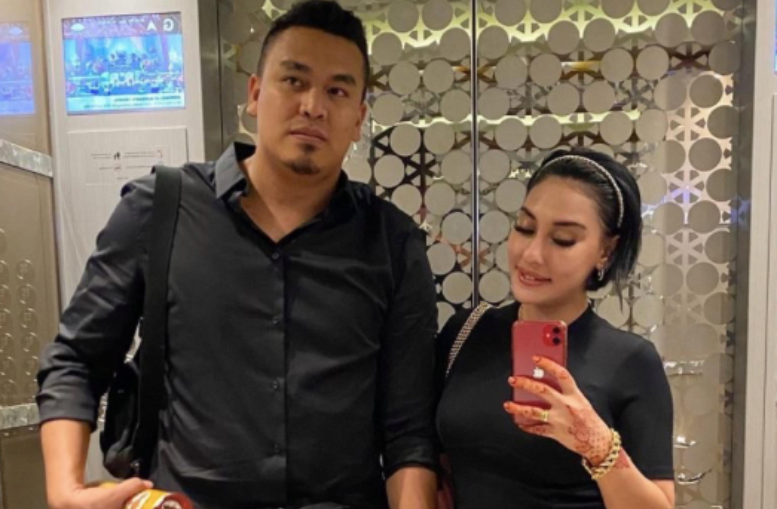 'Stop DM Laki Aku Ye..' – Terima Bunga & Nota Cinta, Zarina Anjoulie Akui Sudah Rujuk Dengan Bekas Suami 3