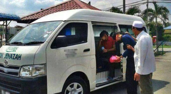 Jaga Aib Orang Ponteng Puasa, Jabatan Agama Islam Negeri Johor Henti Guna Van Jenazah 5