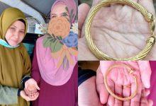 Ustazah Asma' Sebak Wanita Sanggup Infaq Gelang Emas Kesayangan Bernilai RM6K