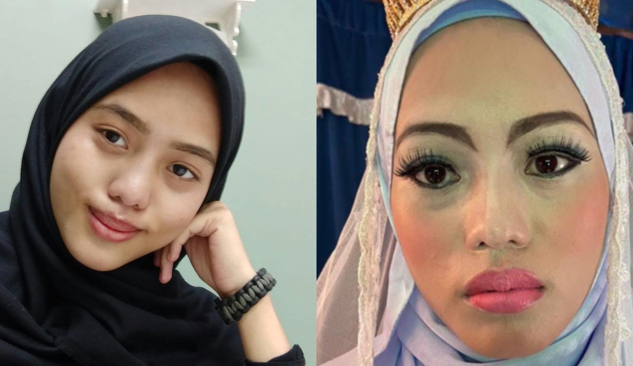 Bagi Crown Reput & Veil Lusuh, Pengantin Terpaksa Make-Up Sendiri Lepas Dianiaya Mak Andam 3