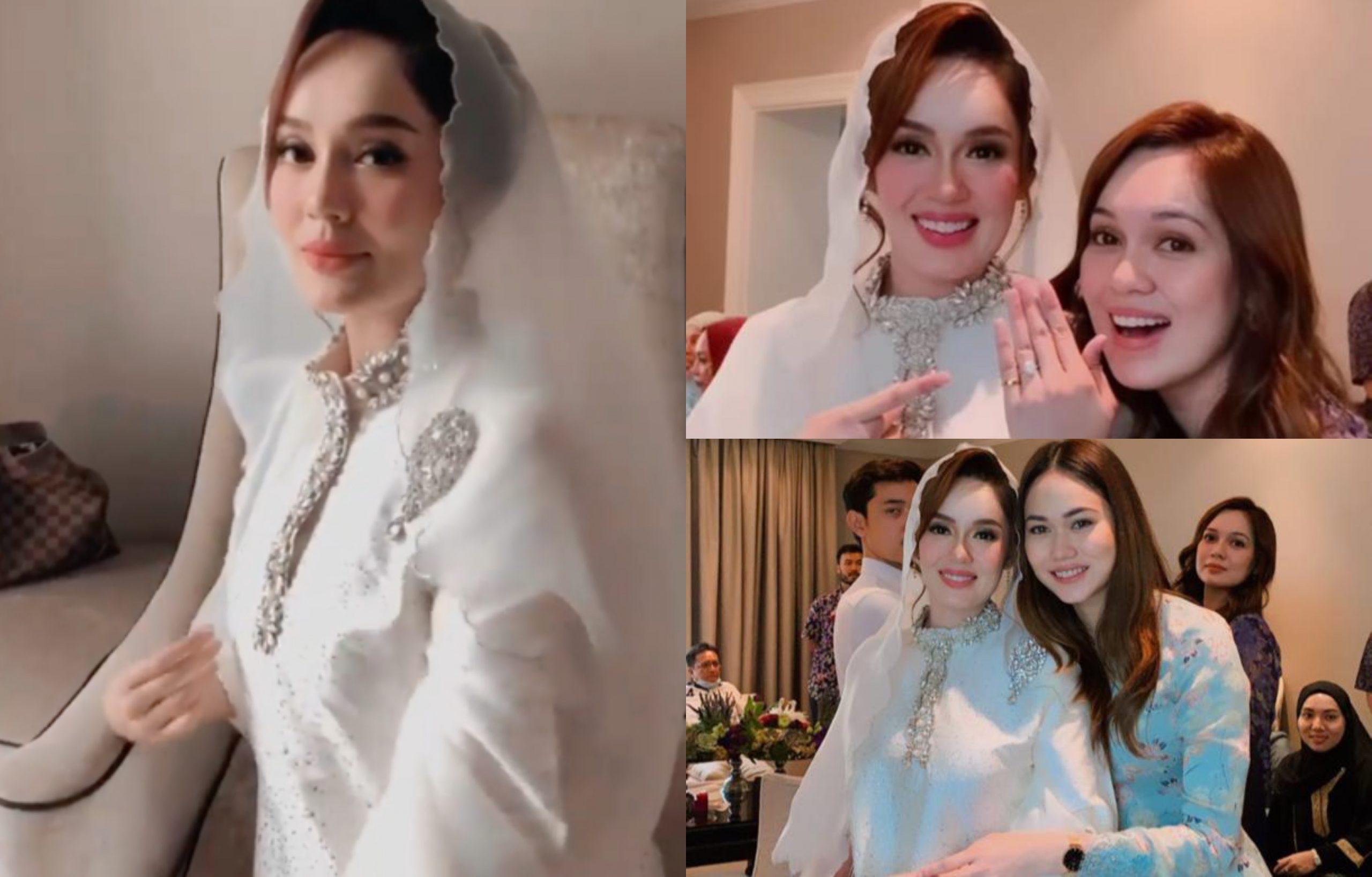 Bakal Kahwin Tak Lama Lagi, Kamal Adli Hantar 'Rombongan' Risik Uqasha Senrose, Tahniah!