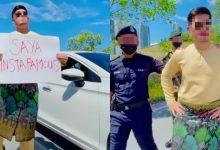 Instafamous Buat Video Dengan Polis Dah Kena Kompaun