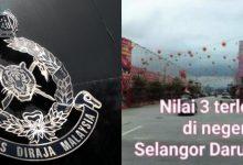 Polis Siasat Kenyataan Nilai 3 Terletak Di Negeri Selangor