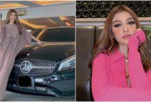 Scha Elinnea Syukur Boleh Beli Mercedes-Benz A180 AMG Di Usia 21 Tahun