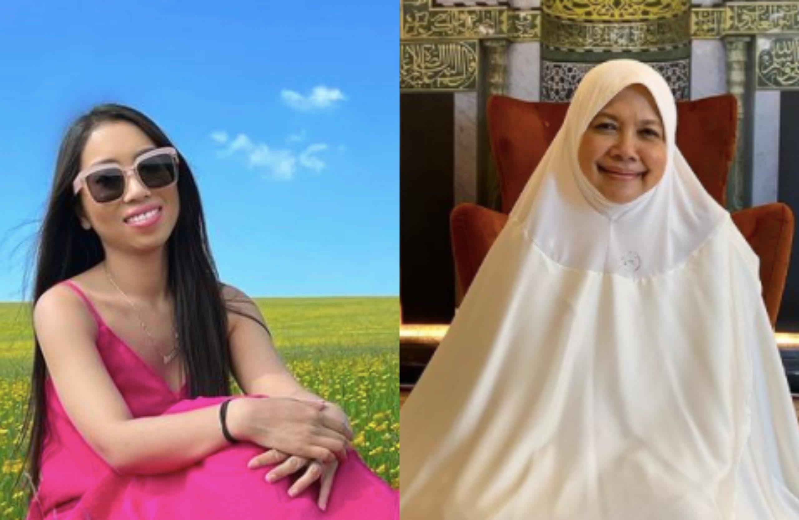 'Mak Saya Tak Ajar Untuk Jadi Bodoh-Bodoh Depan Lelaki…' – Dr Amalina Tampil Bidas Kenyataan Prof Muhaya
