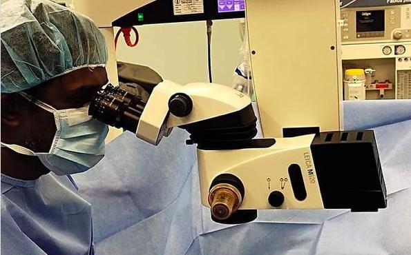 'Baru Perasan Selaput Mata Dah Teruk Sangat' – Doktor Terkilan Anak-Anak Tak Ambil Peduli Soal Kesihatan Bapa 3