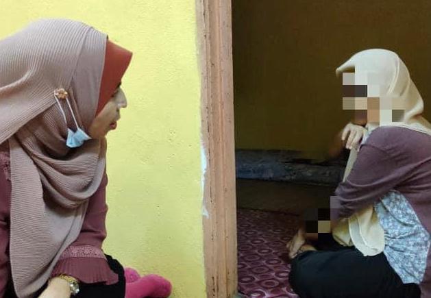 Gadis Istimewa Kemurungan, Hilang Tempat Bergantung Selepas Enam Kali 'Dibuang' Saudara Mara Angkat 5