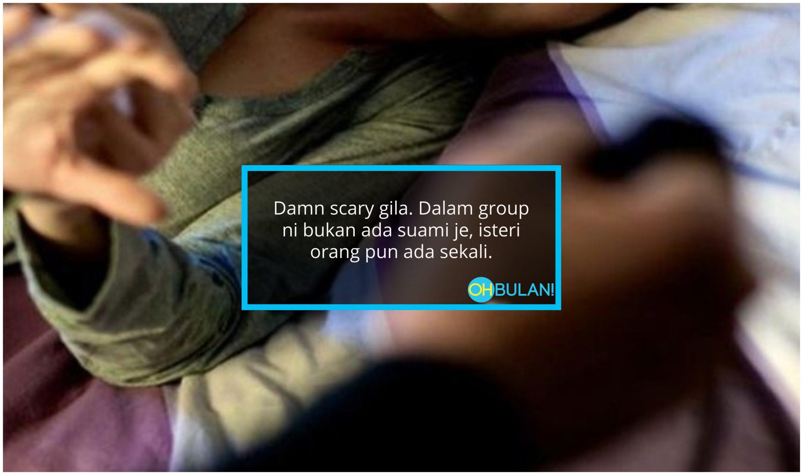 Lelaki Terkejut Jumpa 'Group Tukar Pasangan Suami Isteri' Di Facebook, Ada Yang Kongsi Tips Lagi!