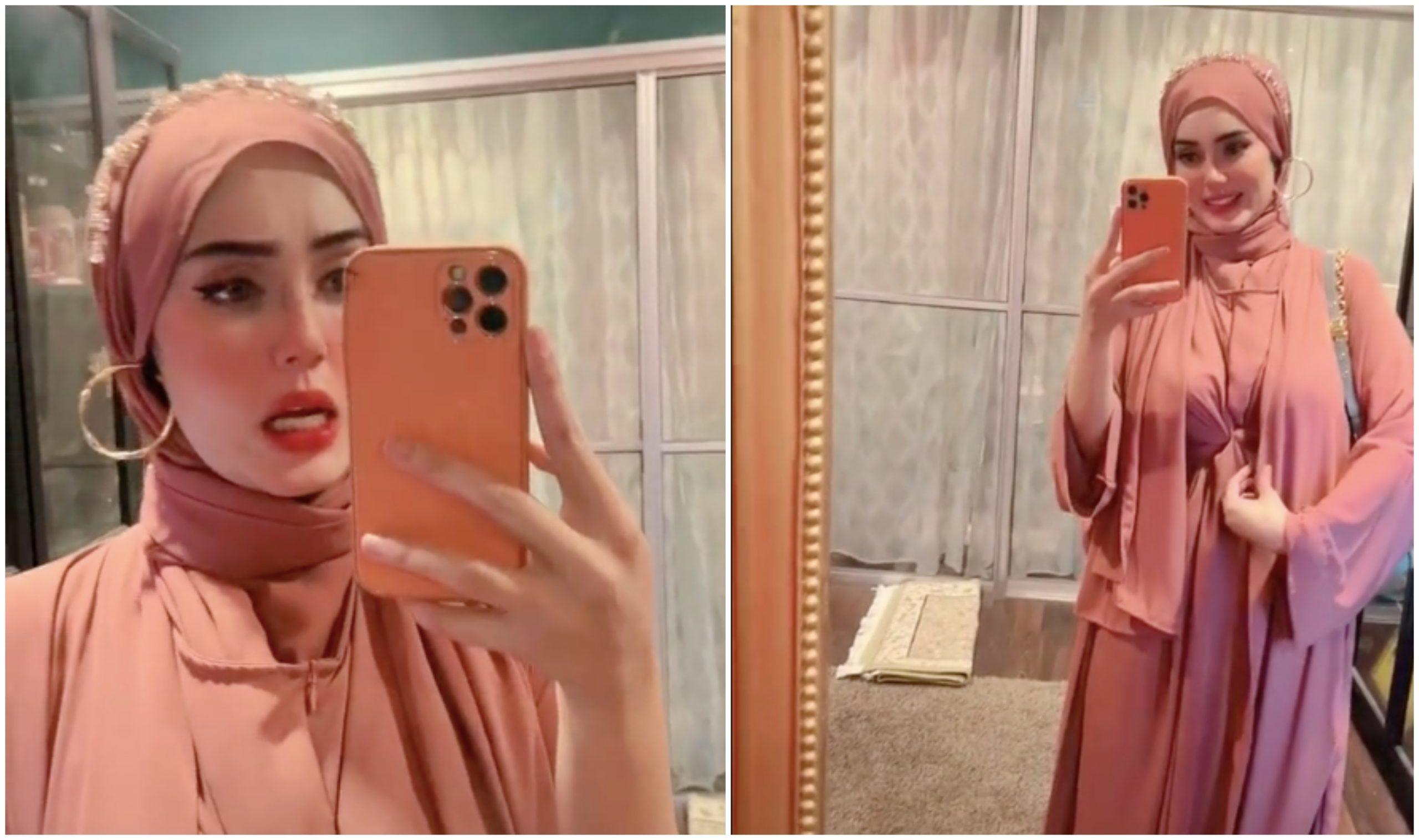 'Rasa Nak Pakai Tudung Balik, Tapi Nanti Kena Kecam' – Uqasha Senrose 3