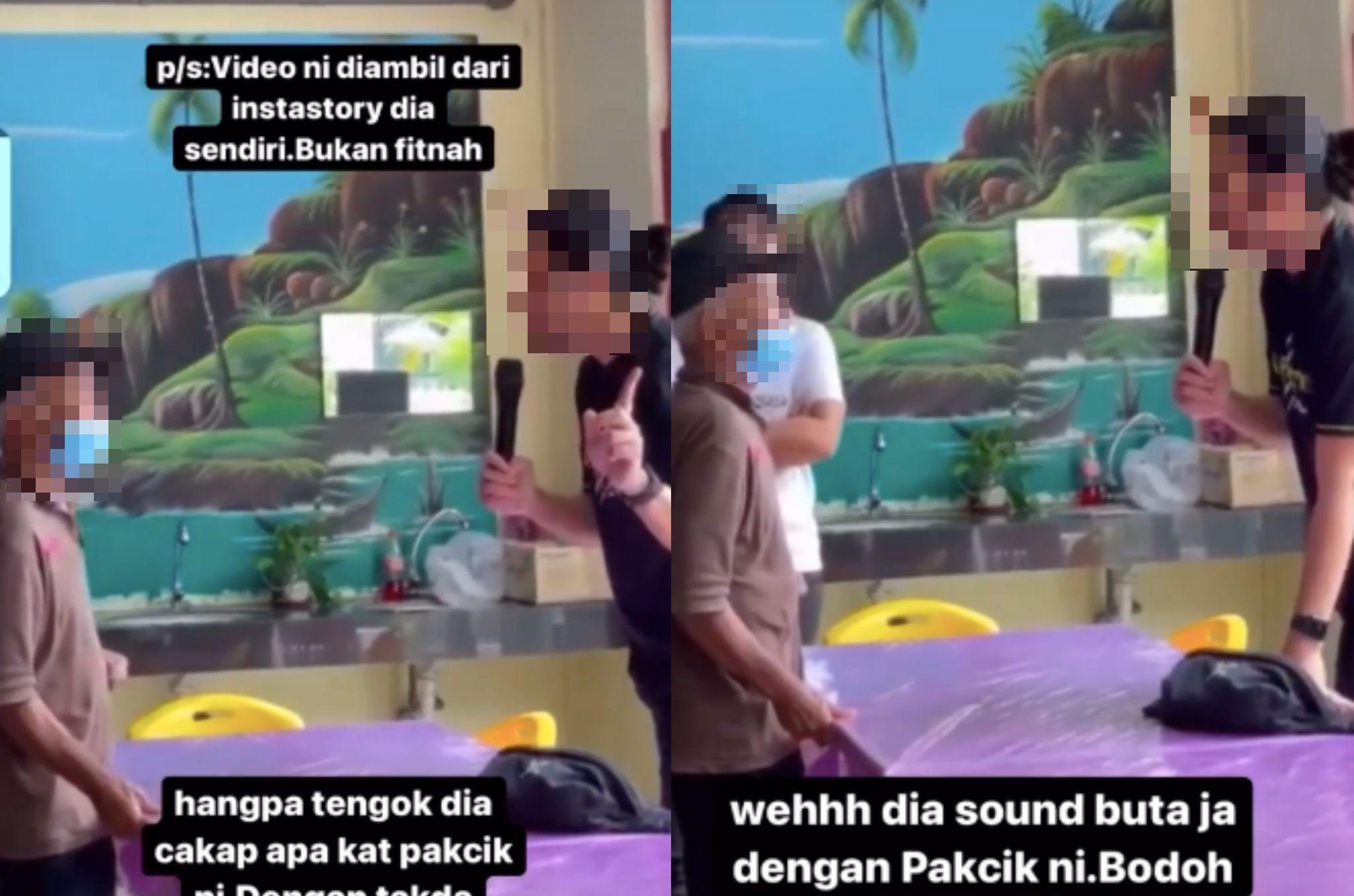Tak Pakai Pelitup Muka, Lelaki 'Biadap' Dengan Warga Emas Dikompaun RM1,500 2