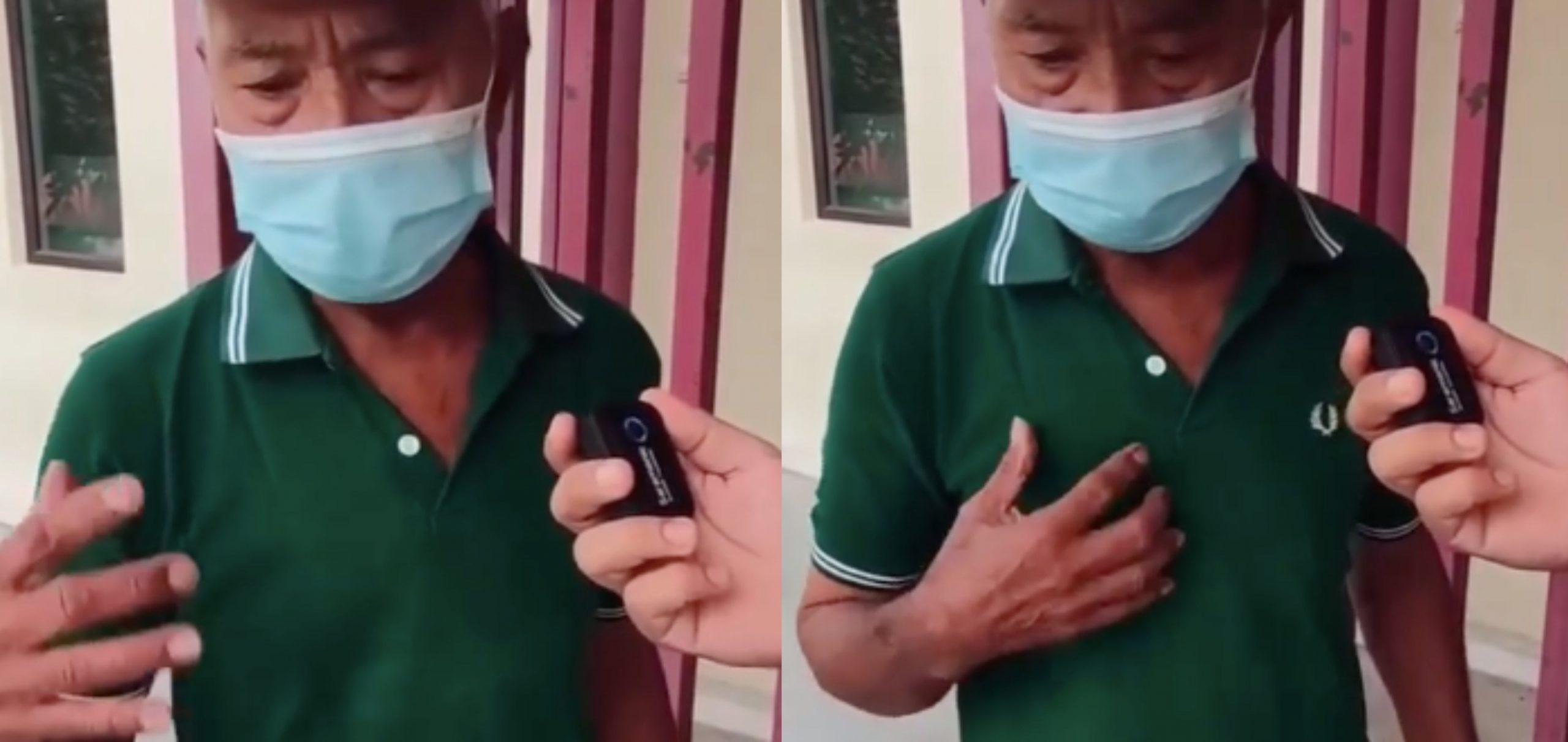 [VIDEO] 'Terima Kasih Banyak Saya Tak Boleh Balas, Saya Hanya Serah Kepada Tuhan' 4