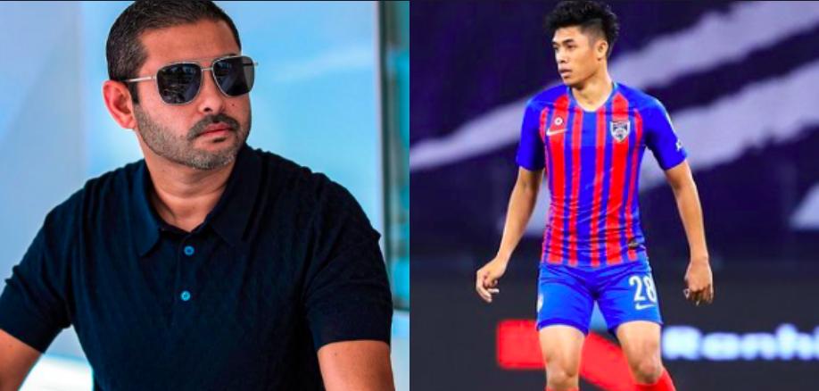 Mengaku Terlalu Emosi 'Rindu' Nak Main Bola, Syafiq Ahmad Mohon Maaf