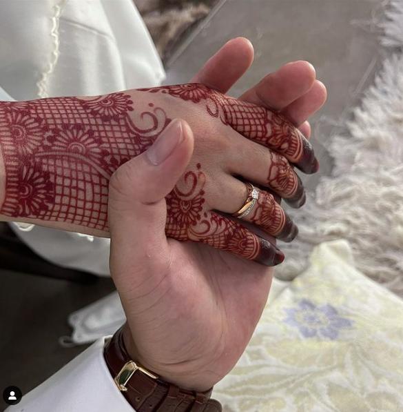 Harith Zazman Kini Bergelar Suami, Tak Tergesa Nak Ada Anak – 'Waktu Sekarang Ini Tak Berapa Sesuai' 6