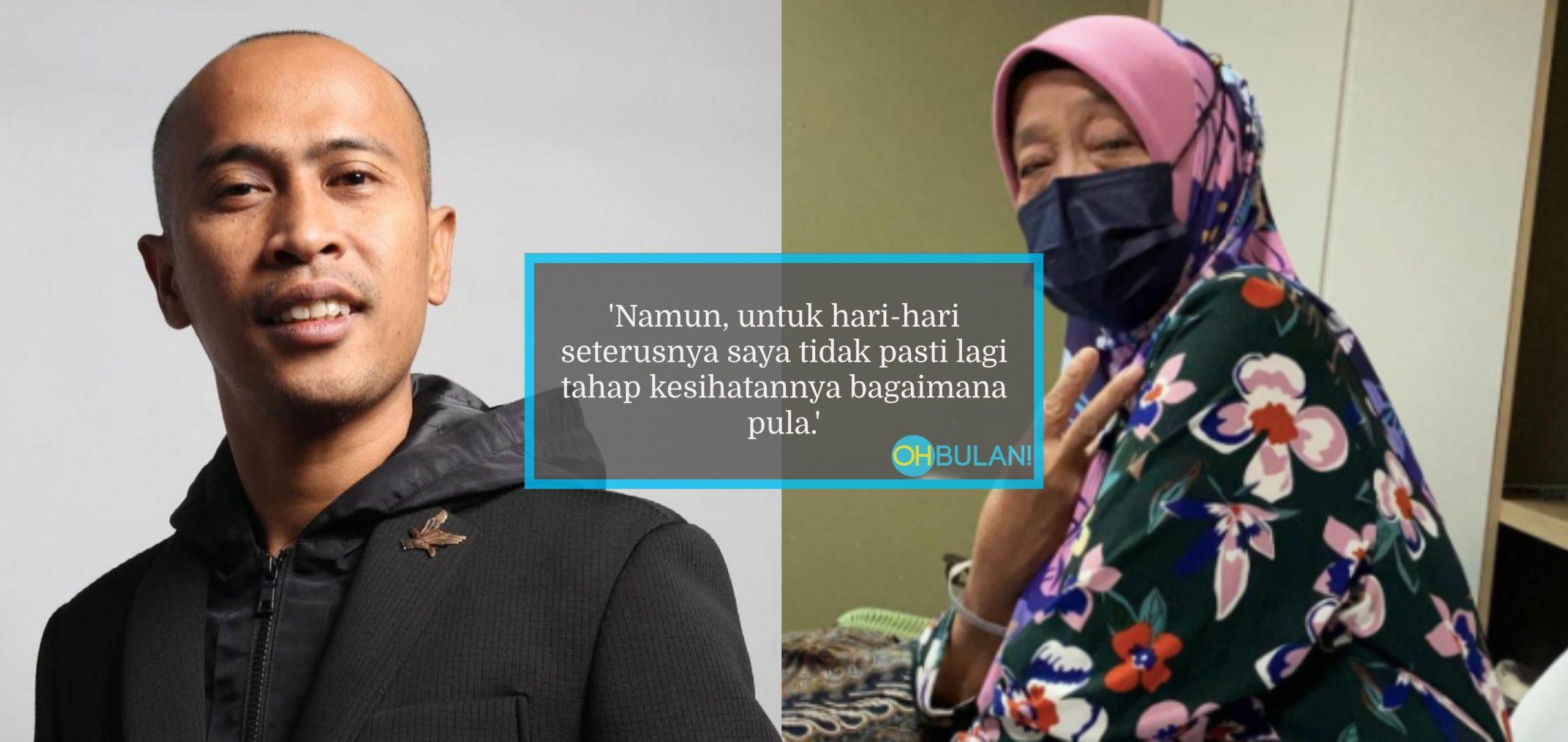 'Emak Sudah Sedar, Keadaan Semakin Stabil' – Achey
