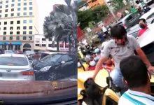 [VIDEO] Rempuh 5 Kereta Dari Belakang, Pemandu Lori Positif Dadah