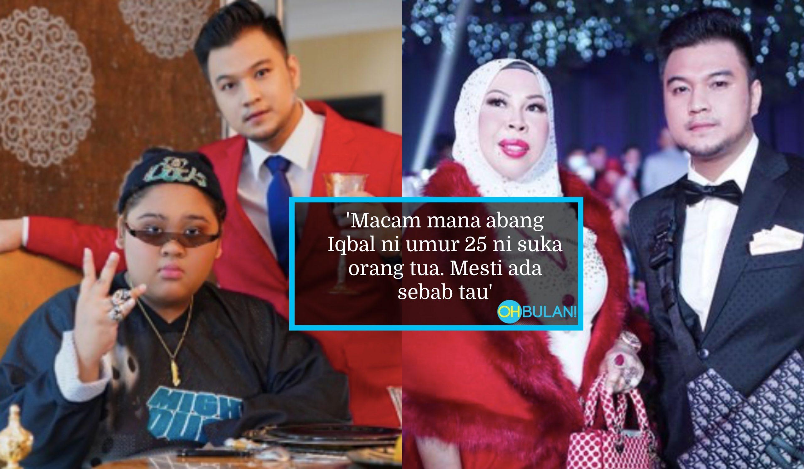 Cik B Tak Setuju Vida Kahwin, Dedah Selalu Gaduh Dengan Iqbal -'Mama Bila Bercinta, Dia Macam Cinta Buta'