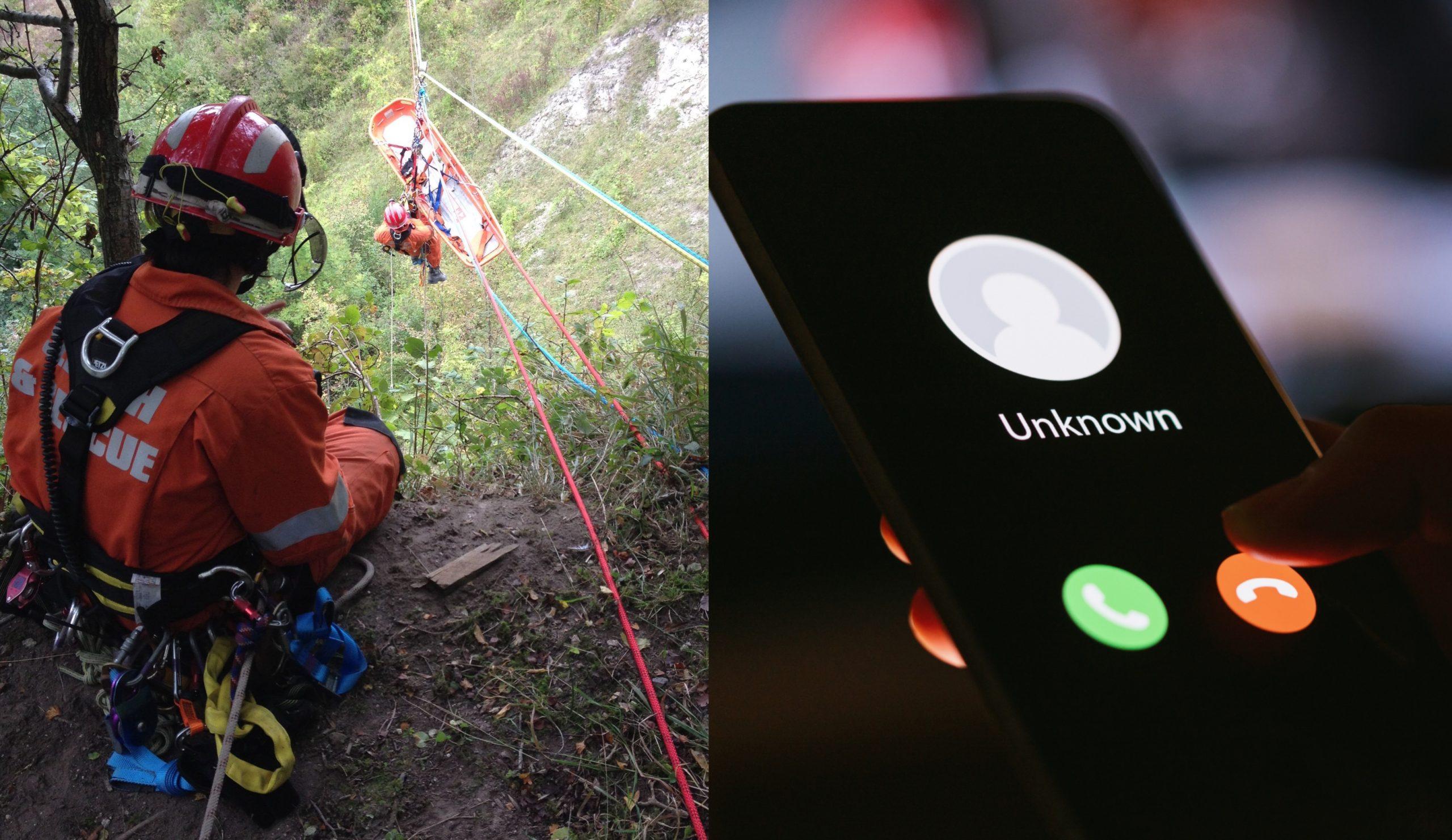 Pendaki Gunung Sesat 24 Jam Abaikan Panggilan Pasukan Penyelamat Kerana Tertera 'Nombor Tidak Dikenali'