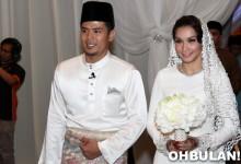 160 Foto Pernikahan Awal Ashaari & Scha Al-Yahya [Hi-Resolution]