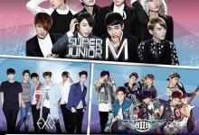 K-Pop : Super Junior-M Meriahkan '2012 Asia Super Showcase In Malaysia'