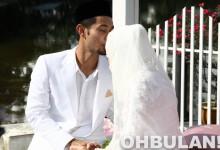 46 Foto Hi-Res Majlis Pernikahan Farid Kamil & Diana Danielle