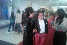 Ehemm.. Zalif Sidek Datang Bersama Fida Ibrahim Di ASK 2012