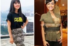 Vote : Elfira Loy VS Julia Perez, Siapa Pilihan Anda?