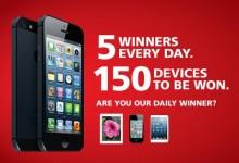 Rebut 150 Buah iPhone 5 & iPad Mini Semurah RM10!