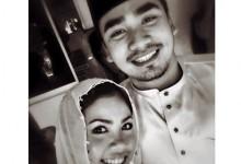 Foto : Tiz Zaqyah Bersama Daniel Haziq, Kekasih Baru?