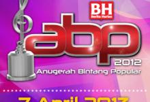 Ramalan : Keputusan Anugerah Bintang Popular BH 2012 (ABPBH)