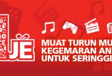 Murahnya Boleh Muat Turun Muzik Dengan RM1 Je Di Hotlink