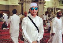 Foto : Adi Putra Tunai Ibadah Umrah