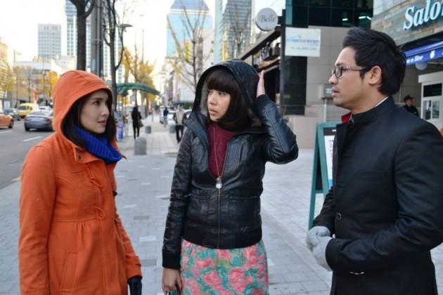 Cinta Tiga Segi konflik antara Johan Maria dan Natasya - Mencintaimu TV2
