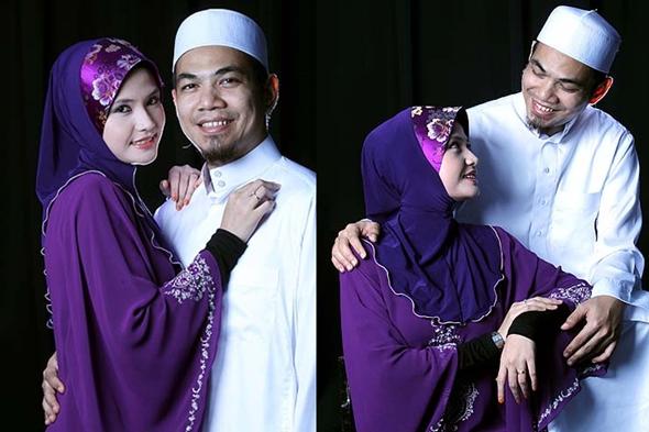 Sham & bekas isteri