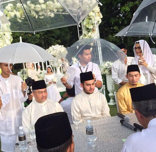 Sharifah Sakinah Kahwin-30