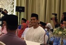 [7 FOTO] Sekitar Majlis Pernikahan Fahrin Ahmad & Elena Hani Aleas