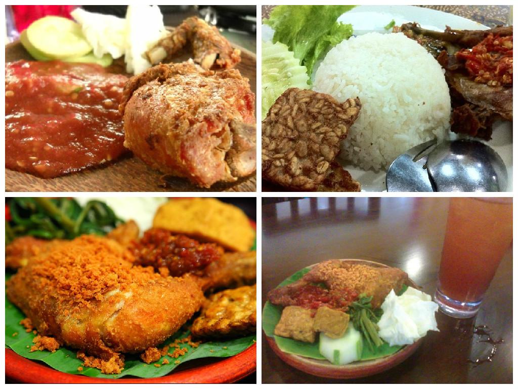 6 Kedai Makan Nasi Ayam Penyet Paling Best Di Sekitar Seksyen 7, Shah Alam